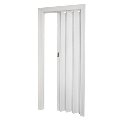 Spectrum HSECHO3280WH ECHO Folding Door, 32 x 80-Inch, White (Closet Folding Door)