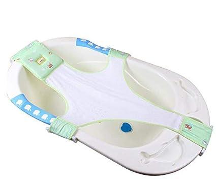 MOPIAN Bebé Recién Nacido Bañera Asiento Baby Shower Neto De Baño De ...