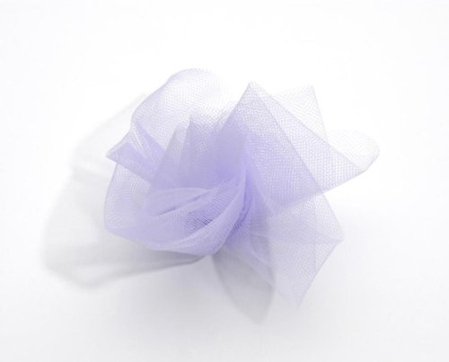 (Darice 2912-86 6-Inch-by-25-Yard Tulle, Lavender )