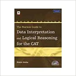 Buy the pearson guide to data interpretation and logical reasoning buy the pearson guide to data interpretation and logical reasoning for the cat book online at low prices in india the pearson guide to data interpretation fandeluxe Image collections