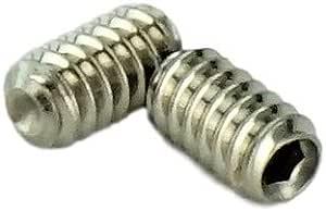 Zylinderschraube ISK 10-24 UNC x 1//2  A2 Edelstahl Socket Cap Screw  A2