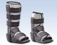 - Steplite Easy Strider Ankle Walker Braces Low Height Large Fla