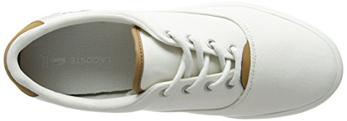1 Play Sneakers Man fuori Cam Lacoste nat Wht White 118 Lace dtTxqB