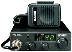 Uniden Full 40 Channel Operation Compact Size Cb Radio Anl Switch S/Rf Meter Ro-510xl