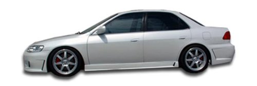 Duraflex 101979 1998-2002 Honda Accord 4DR Duraflex B-2 Side Skirts Rocker Panels - 2