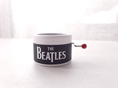 Caja de música de los Beatles. Canción Let it be