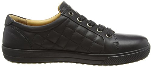 Sneaker Quilted Nero 151 Hotter Black Brooke Donna UqXWwZ5