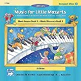 Music for Little Mozarts: CD 2-Disk Sets for Lesson and Discovery Books-Level 3