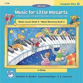 (Music for Little Mozarts: CD 2-Disk Sets for Lesson and Discovery Books-Level 3)