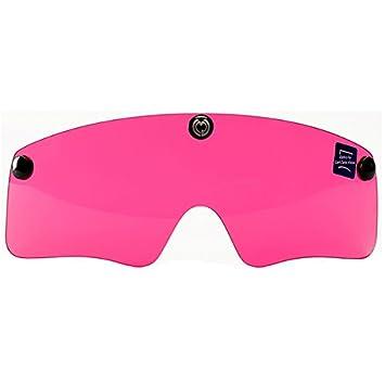 b5fad4c312 Castellani Lentes Intercambiables para Gafas de Tiro c-Mask y c-Mask II,  h.i. Pink: Amazon.es: Deportes y aire libre