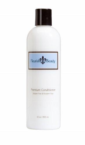 Fleurish Beauty Gluten Free Conditioner