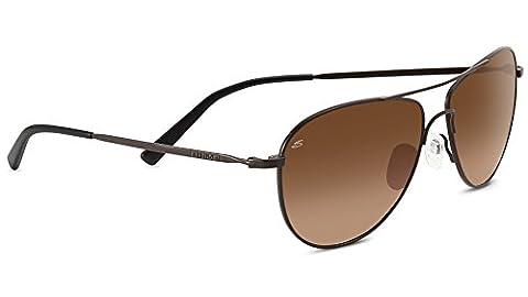 Serengeti 8442-Alghero Alghero Glasses, Satin Dark Espresso