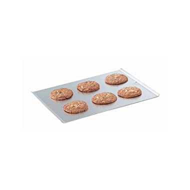 Vollrath 68085 Wear-Ever Cookie Sheet Pan (17-Inch X 14-Inch, Natural Finish Aluminum, NSF)