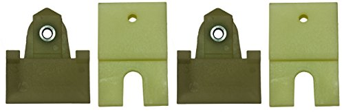 Door Window Channel Kit (PT Auto Warehouse WL-713480AB-P - Window Sash Channel Door Glass Retainer Kit, 4 pcs)
