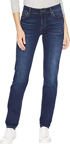 (KUT from the Kloth Women's Dianna Skinny Jeans in Edify Edify/Dark Stone Base Wash 10)