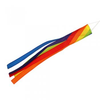 Windsack - 150 SPIRAL - UV-beständig und wetterfest - Ø16cm, Länge: 150cm - inkl. Kugellagerwirbelclip