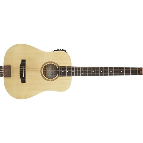 Traveler Guitar AG-105EQ Acoustic/Electric with Gig Bag Compact Acoustic Electric Guitar