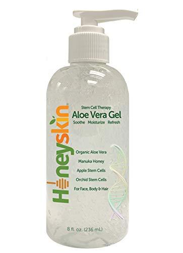 Organic Aloe Vera Leaf