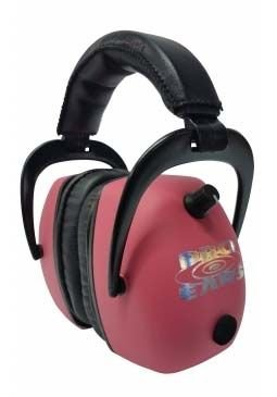 Pro-Ears Pro 300 w/ Pro Mag Earmuffs - Internet Box, Pink