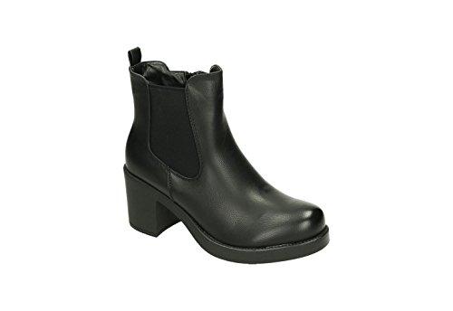 Chelsea Heels - Black