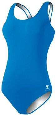 Tyr Solid Fitness Tank Cobalt -