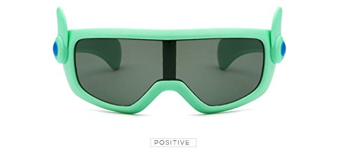 o os de Ni Ni Nuevos de Gafas o de Naranja a Ni los AT1085 Sol Beb¨¦ Dise Pynxn de Sol Gafas de os Flexibles polarizadas Sol Verde Dibujos Gafas Ni Animados qOwF6SX
