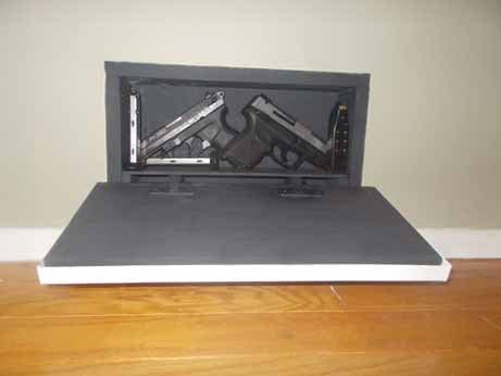 Renewed Home Self Defense Products Quick Vent Safe with RFID