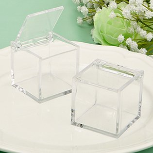 Acrylic Box Perfectly Plain Collection