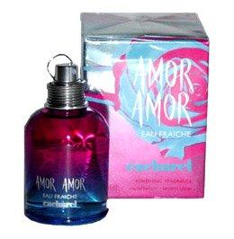 Amor Amor Eau Fraiche By Cacharel For Women. Refreshing Fragrance Spray 3.4 Oz Edition 2006. by Cacharel