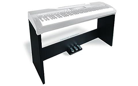Alesis Coda Piano Stand | Stand for Coda & Coda Pro Digital Pianos (Includes Soft, Sostenuto, and Sustain (Alesis Usb Midi)