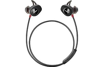 Bose SoundSport Pulse   Sport Heart Rate Bluetooth Wireless In-Ear Earphones with Mic - Red