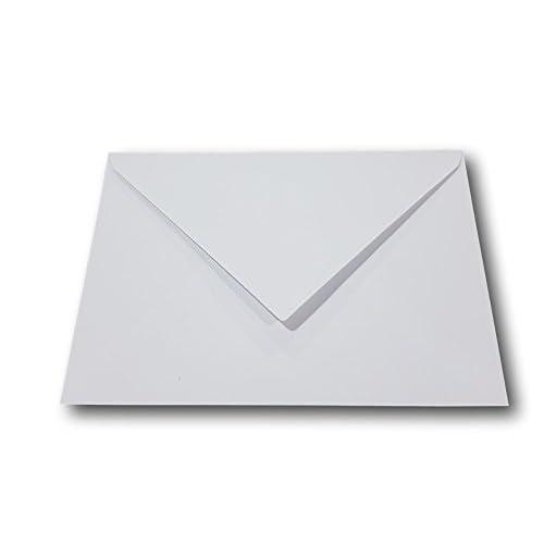 POLLEN Lot de 5 Pqts de 20 Enveloppe 120g 110x220 bleu lavande