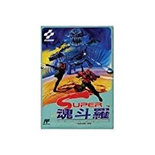 SUPER CONTRA ★ NES Famicom