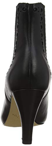 Bella Dalia Nero Donna Clarks Tacco Con Leather black Scarpe PqwFO5C