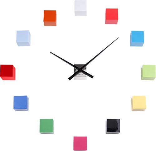 Karlsson Wall Clock, Multicolored, One Size