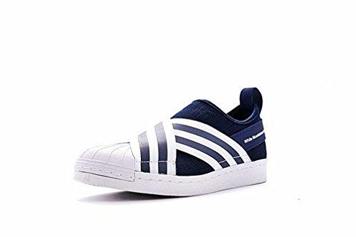 Adidas Superstar slip on womens (USA 6) (UK 4.5) (EU 37) (23 cm)