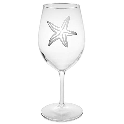 Beauty Of The Ocean Starfish All-Purpose Wine Glass