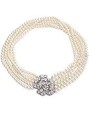 Collares de perlas baratos | Amazon.es