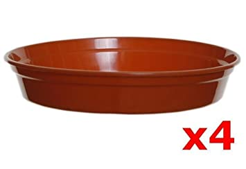 Black Stewart 2141005 38 cm Multi-Purpose Saucer