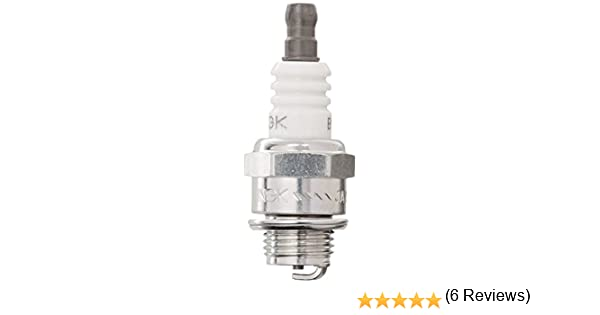 1-Pack NGK 4000 BM4A Traditional Spark Plug with Solid Terminal Nut