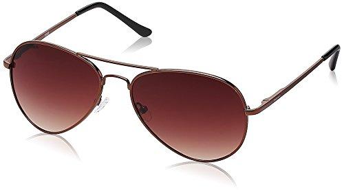 Fastrack Aviator Sunglasses (M069BR1)