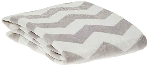 Summer Ultra Plush Changing Pad Cover, Chevron