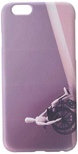 my-handy-design Funda para teléfono Celular, Silla de Ruedas, Frente a la rampa, iPhone 6