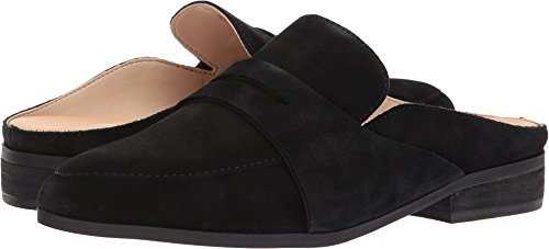 Eden Shoes (Dr. Scholl's Women's Eden -  Original Collection Black Leather 10 M US)
