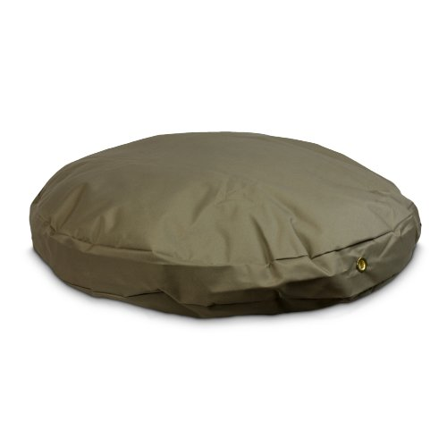 Snoozer Waterproof Round Pet Bed, Small, Hazelnut, 36-Inch For Sale