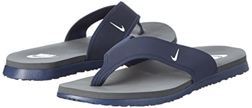 2962048b1 Nike Mens Celso Thong Plus Navy Synthetic Sandals 8 US - Import It All