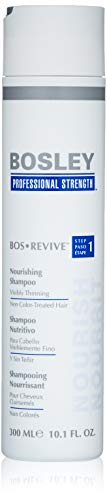Bosley Professional Strength Bosrevive Shampoo For Non Color-Treated Hair, 10.1 oz.