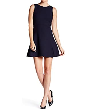 theory deep navy formal dress size 8