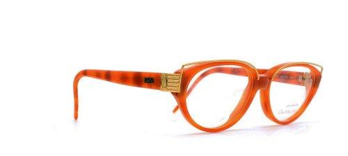 GianMarcoVenturi - Monture de lunettes - Femme Orange Orange