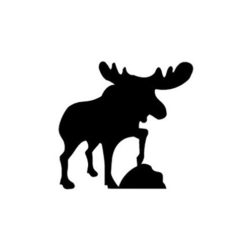 Woodworking Project Paper Plan to Build Moose Shadow